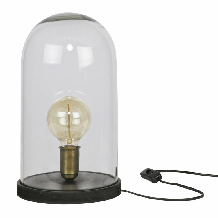 BePureHome BePureHome Table lamp Cover up dome black, the last one!