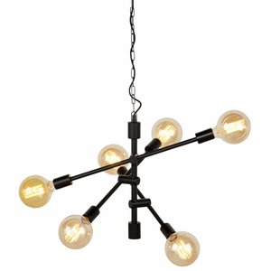 It's about Romi It's about Romi Hanging lamp Nashville 6-arm black