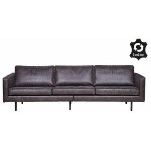 BePureHome Rodeo Sofa 3-seater Schwarz