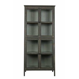 BePureHome Herritage Wooden Cabinet Slanted Black