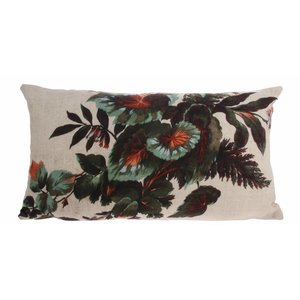 HKliving Cushion Kyoto with print 35x60cm