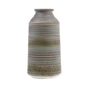 HKliving Vase Keramik Naturtöne