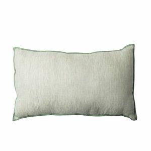 Urban Nature Culture Amsterdam Cushion Espichel jadeith linen 30x50cm - Last 3 !!