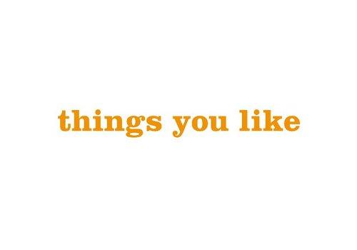 thingsyoulike