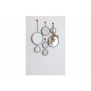 BePureHome BePureHome Spiegel Chain double XL Metall schwarz