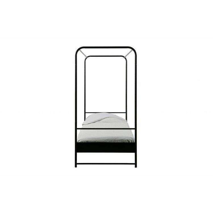 vtwonen VTwonen Hemelbed Bunk metaal zwart