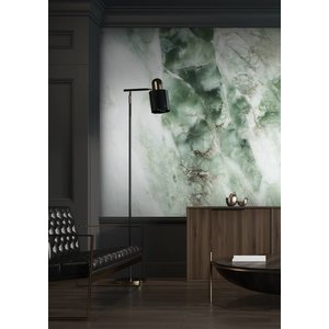 KEK Amsterdam Photo Wallpaper Marble green