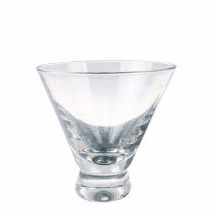 HKliving stemless martini glass