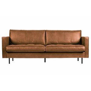 BePureHome Sofa 2,5-Sitzer Rodeo Classic cognac