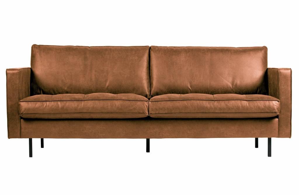 Bepurehome Sofa 2 5 Sitzer Rodeo Classic Cognac Orangehaus
