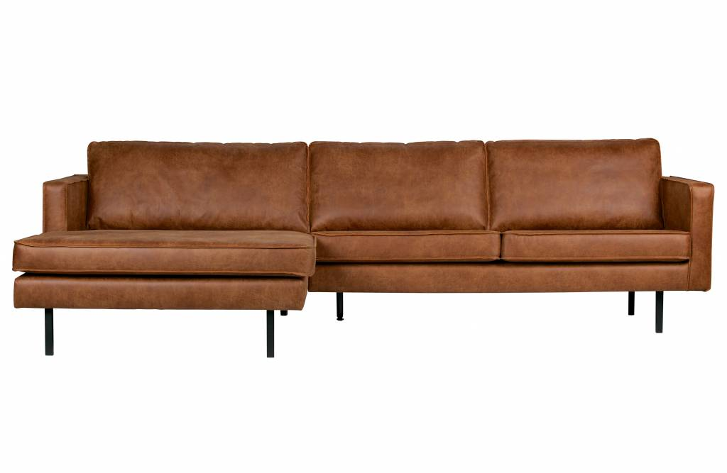 Admirable Bepurehome Corner Sofa Left Rodeo Classic Cognac Pabps2019 Chair Design Images Pabps2019Com