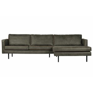 BePureHome Ecksofa Rechts Rodeo Classic army