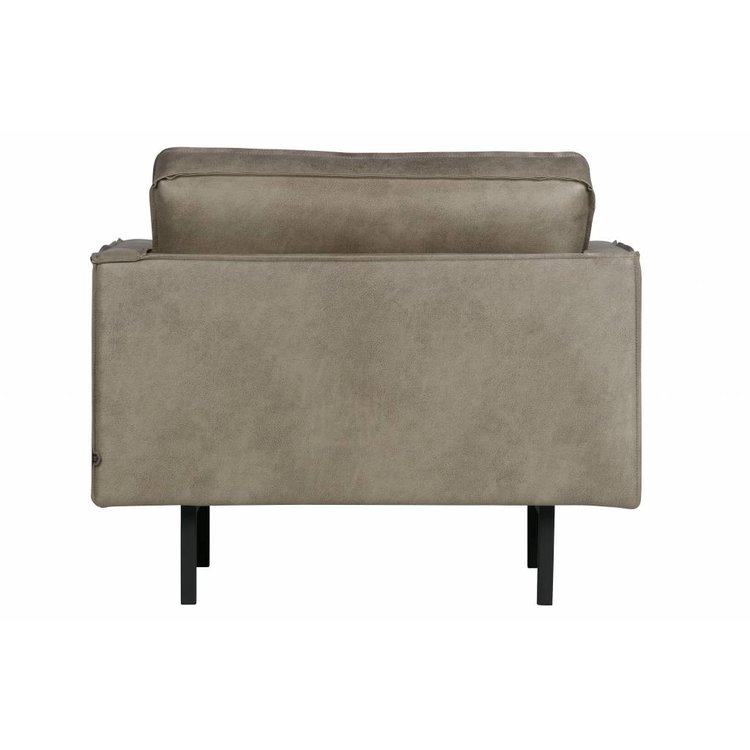 BePureHome BePureHome Fauteuil Rodeo elephant skin