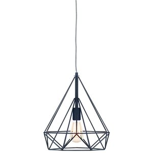 It's about Romi Hanging lamp Antwerp metal black
