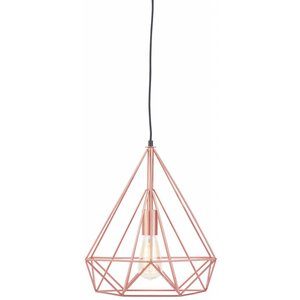 It's about Romi Hanging lamp Antwerp metal copper