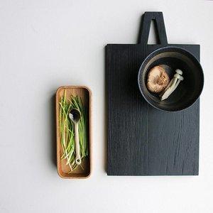HKliving Teelöffel Keramik Japanisch satz von 4