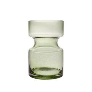HKliving green glass vase M