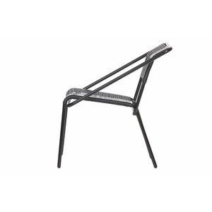 BePureHome WOOOD Chair Wisp black, set of 2