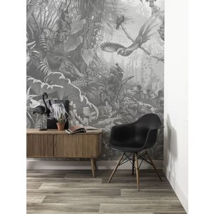 KEK Amsterdam KEK Amsterdam Photo Wallpaper Tropical Landscapes black/white