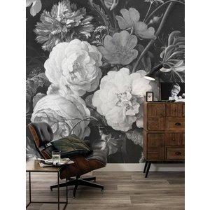 KEK Amsterdam Fotobehang 'Golden Age Flowers I'