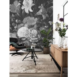 KEK Amsterdam Photo Wallpaper 'Golden Age Flowers III'