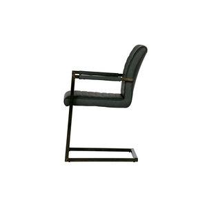WOOOD WOOOD Chair Bas grey