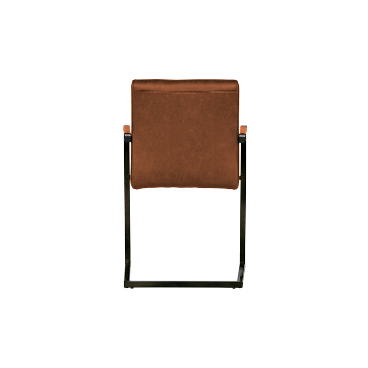 WOOOD WOOOD Chair Bas  cognac