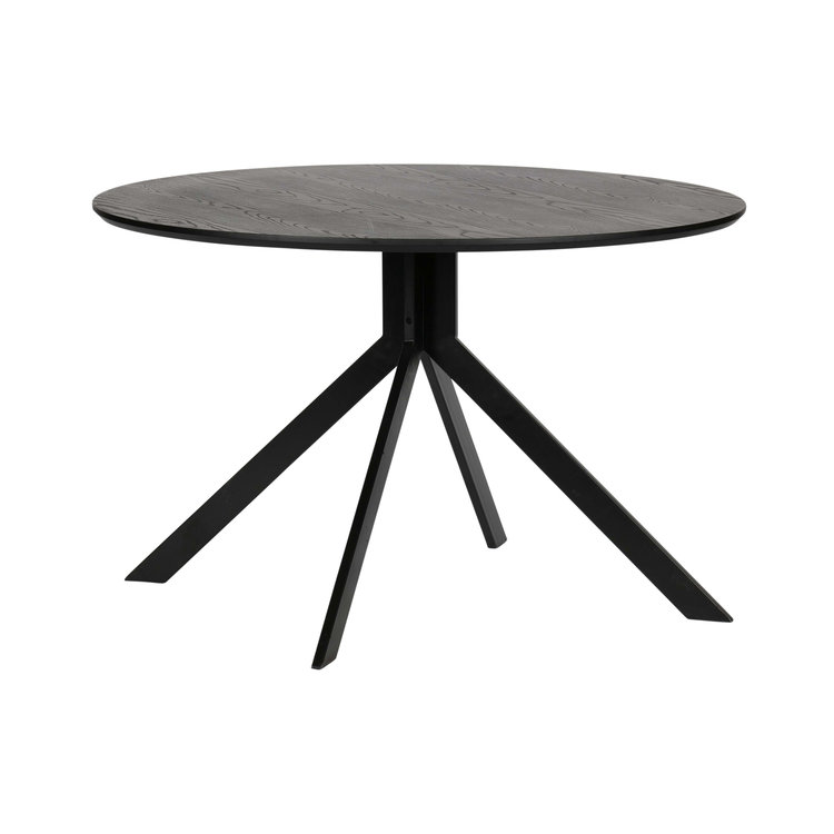 WOOOD WOOOD Table Bruno nut black