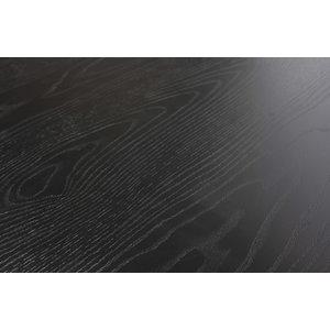 WOOOD WOOOD Tafel Bruno hout zwart