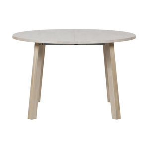 WOOOD Lange Jan Ø Extendable Dining Table Oak Sydney [fsc]