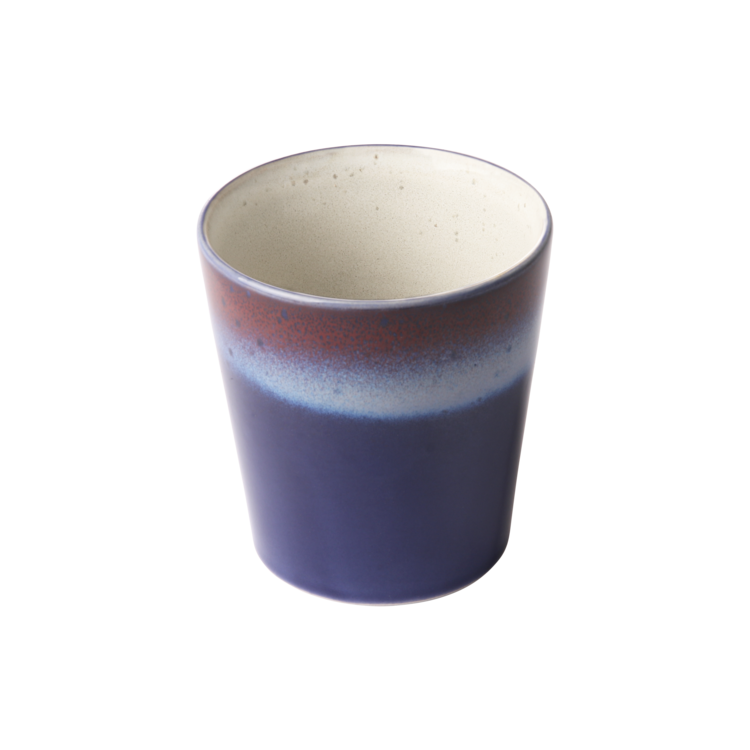 """HKliving HKliving Becher 70er Keramik: """"Luft"""""""