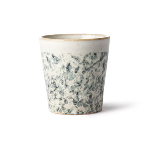 "HKliving Mok 70's Ceramic: ""Hagel"""