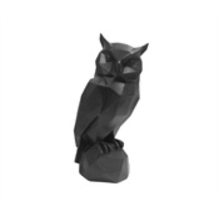 Present Time Statue Origami Owl Matt Black
