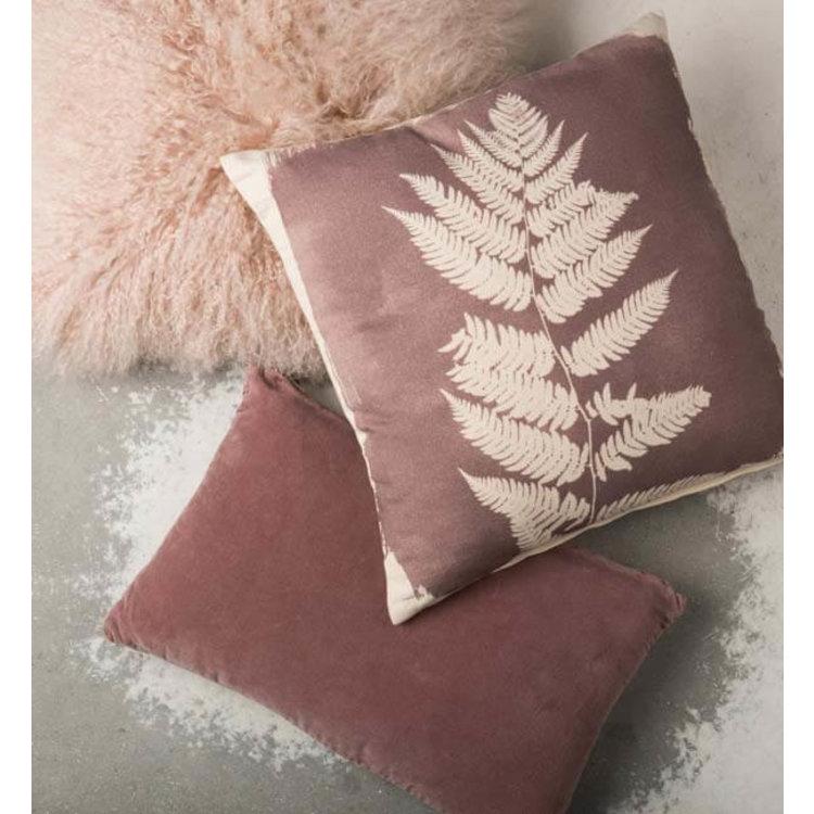 Urban Nature Culture Amsterdam UNC Cushion velvet 30x50cm , only 4 left
