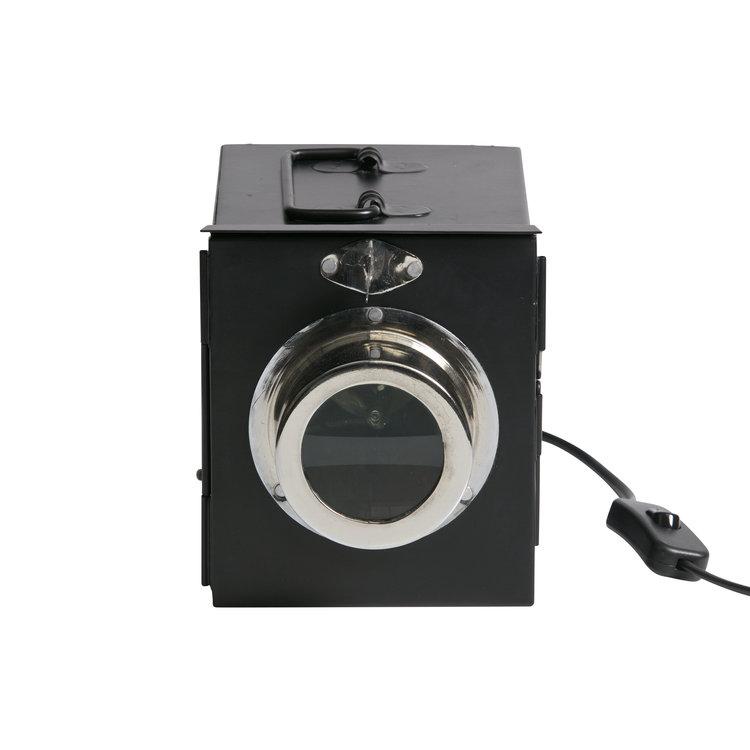 BePureHome BePureHome Projector table lamp metal black