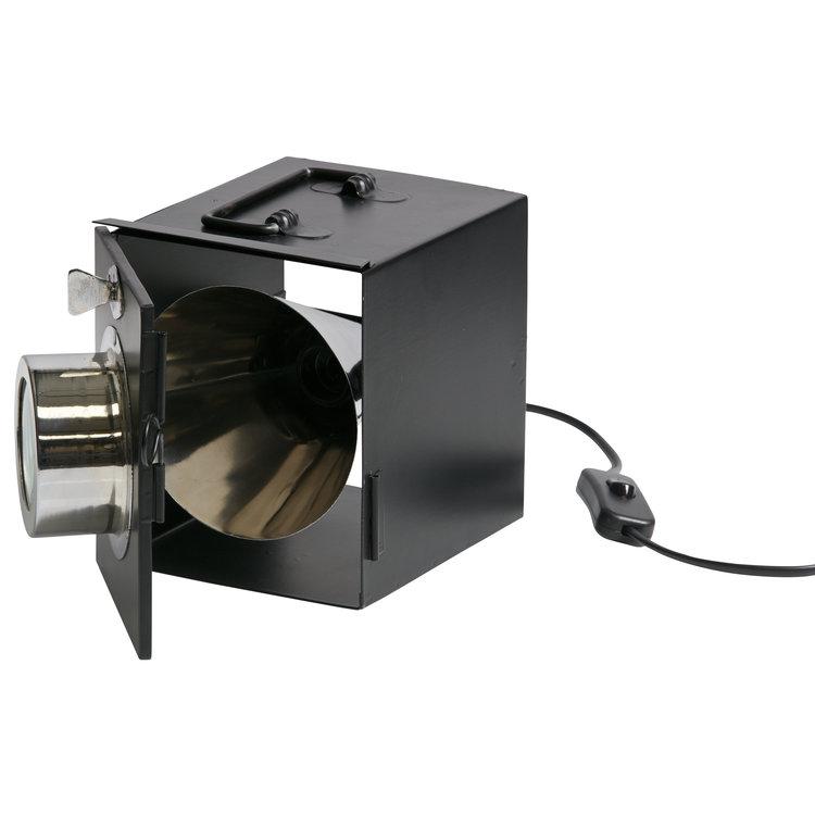 BePureHome BePureHome Projector Tischleuchte Metall schwarz
