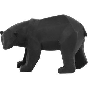 Present Time standbeeld origami beer groot