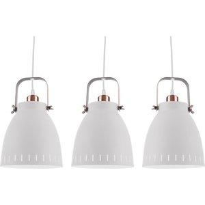 Present Time hanglamp gemengd triplet, nog maar 2 over