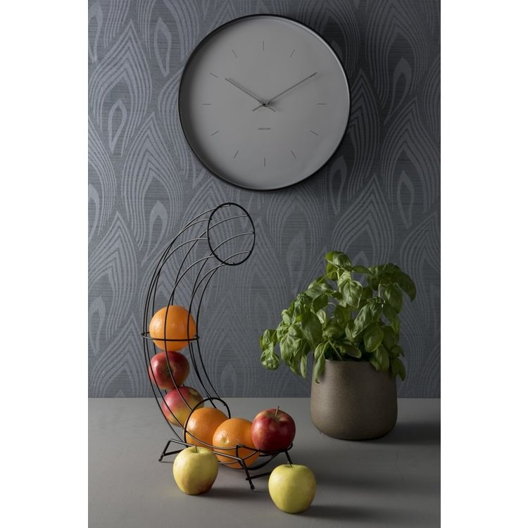 Present Time Present TIme Orange holder Wired iron matt zwart