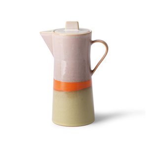 HKliving HKliving ceramic 70s coffee pot and / or coffee filter