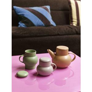 HKliving Ceramic bubble tea mug
