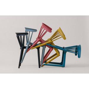 WOOOD WOOOD Bliss plastic plastic chair, set of 2, the last one