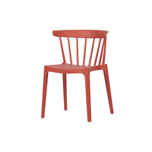 WOOOD Bliss plastic bar chair, set of 2