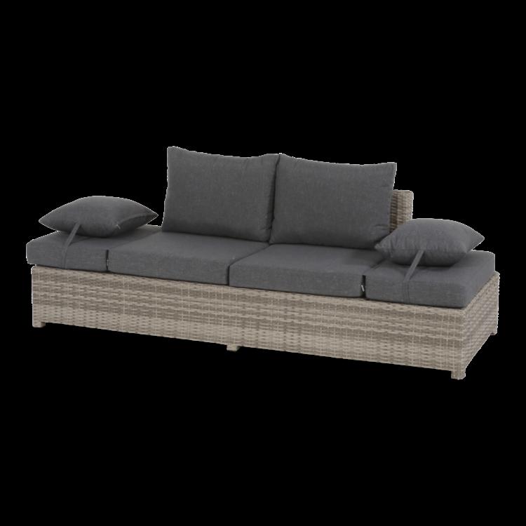 Dutch Home Designs 2-in-1 lounge sofa Roma