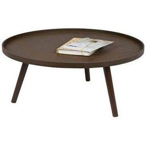 WOOOD WOOOD Coffee table Mesa L wood black
