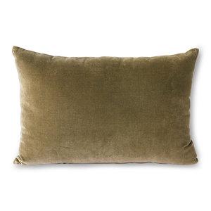 HKliving Cushion velvet 40x60cm, various colors