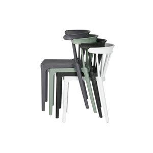 WOOOD Bliss bar chair plastic,