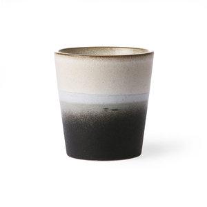"HKliving Cup 70's ceramic ""rock"","