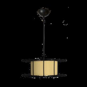 TOLHUIJS SPOOL Hanging Lamp Black