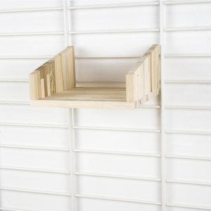 TOLHUIJS Fency Accessories Shelves Pallet hout